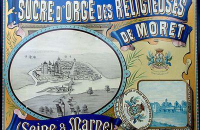 Moret sur Loing, Sisley et des berlingots (1)