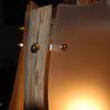 Lampe #05 coiffe (détail)