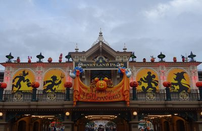Le Festival Halloween à Disneyland Paris [2021]
