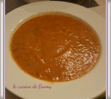 Velouté aux légumes méditerranéens (Cook'in)