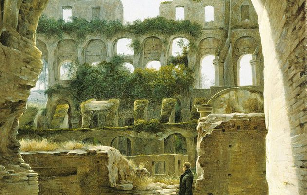 Voyages en Italie de Stendhal / LITTERATURE / ARTS PLASTIQUES
