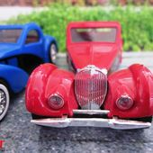 BUGATTI 57S ATALANTE 1939 SOLIDO 1/43 - car-collector.net