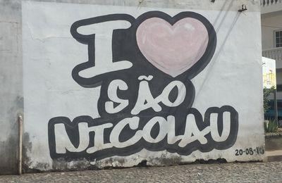 SAO NICOLAU, remontée vers l' ouest