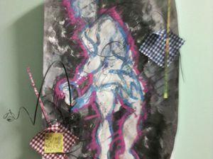 """""""David"""" di Gian Lorenzo Bernini e l'omaggio di Walter Fest"""