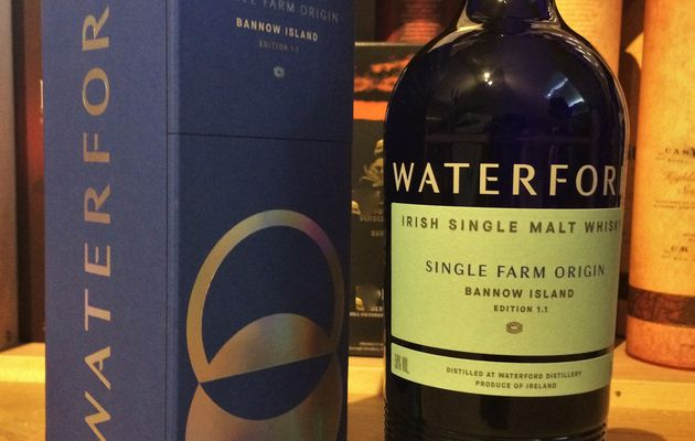 Waterford Distillery - Bannow Island 1.1