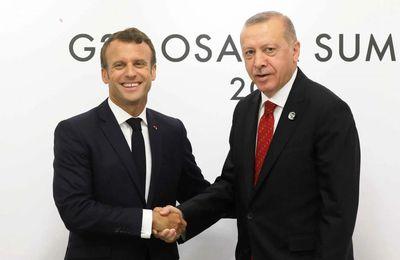 « Cher Tayyip » : échange de lettres entre Erdoğan et Macron pour réparer les liens (MEE)