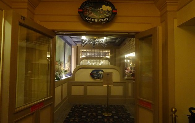 Le restaurant Cape Cod à Disneyland Paris