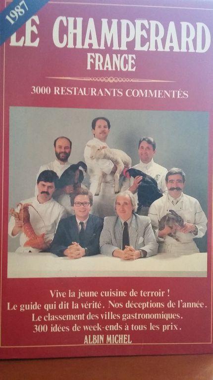 Décès de Marc de Champérard, créateur du guide gastronomique éponyme