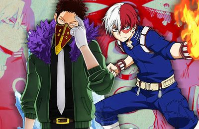 My Hero Academia: Who Is Better Between Overhaul and Shoto Todoroki?