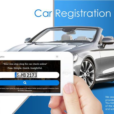 Find Car Owner By Registration Number Check