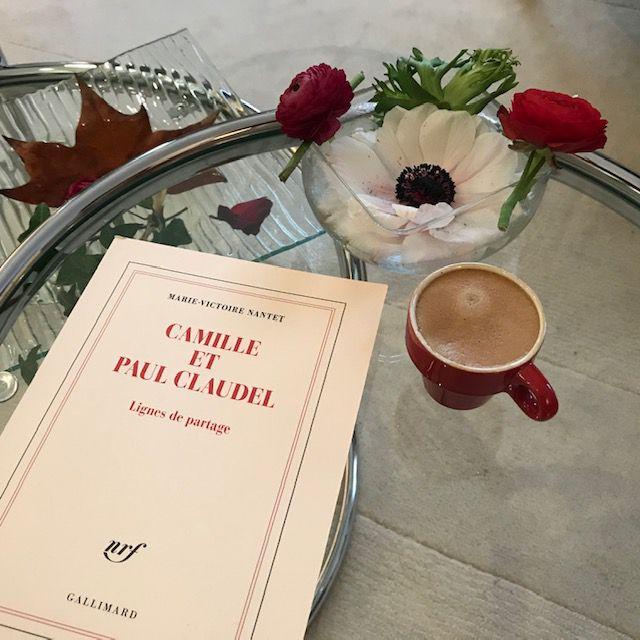 Marie-Victoire Nantet, Camille et Paul Claudel, Lignes de partage