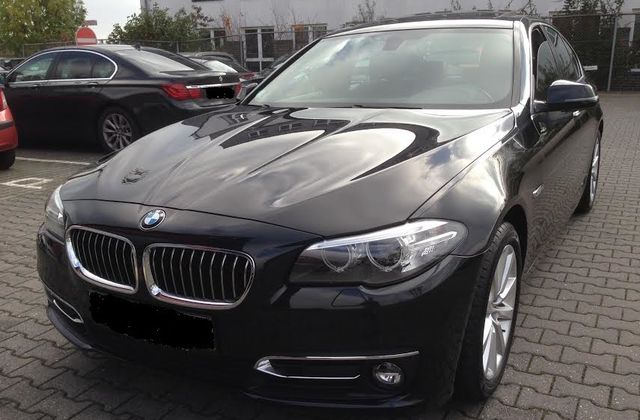 Essai BMW 520dA (BVA8) Luxury