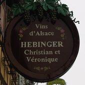 DOMAINE HEBINGER, EGUISHEIM