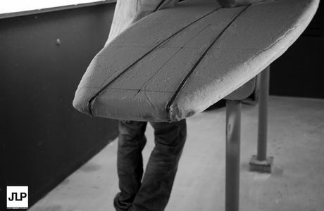 Making of Shape & Stamp A T A O Surfboards