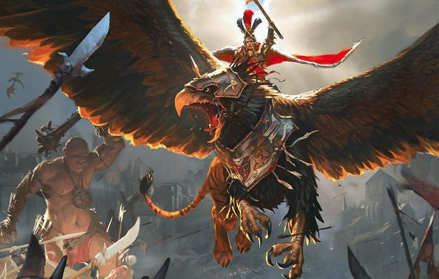 TEST de TOTAL WAR WARHAMMER (sur PC): TOTAL WAR + WARHAMMER = l'alliance parfaite!