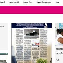SEDECO vous révèle sa nouvelle rubrique !