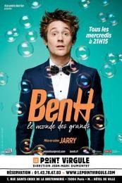 "BenH - ""Le monde des grands"""