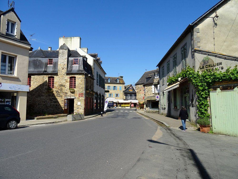 Village authentique au fond d'une des nombreuses rias de la rade de Brest