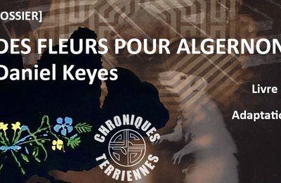 📃📚🎬🎭 DOSSIER : DES FLEURS POUR ALGERNON (FLOWERS FOR ALGERNON)