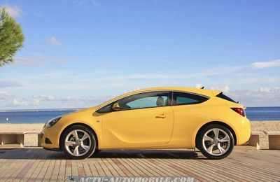 Opel astra broute a bas regime
