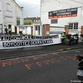 Mobilisation FFMC : 750 motards contre le contrôle technique à Lille