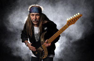 ULI JON ROTH ex guitariste des Scorpions à Algrange Music Live 2015