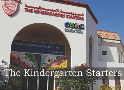 GEMS The Kindergarten Starters: Preparing Students to become Leaders of Tomorrow