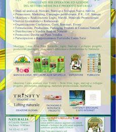 Naturalia servizi promozione, marketing commerciali settore naturale-olistico
