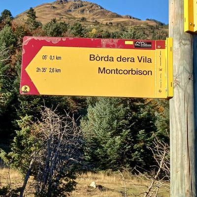 Le Montcorbison 2176m.