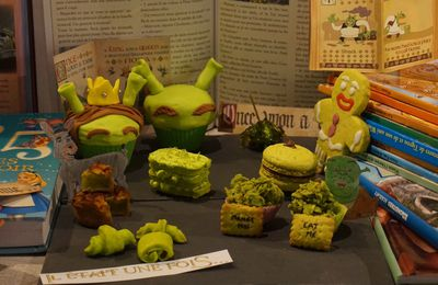 ONCE UPON A TIME SHREK ! : DÉFI N°4 SUGAR PARIS #3#