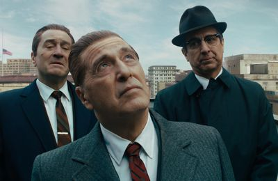 THE IRISHMAN, MARTIN SCORSESE FACE À SON PROPRE MYTHE