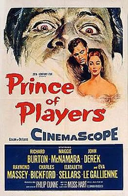 Prince of Players de Philip Dunne