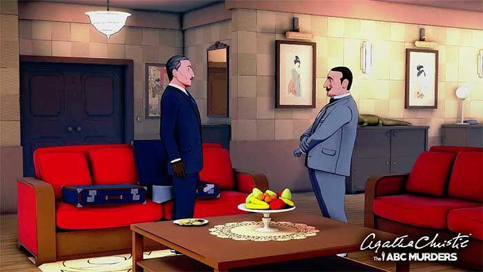 Agatha Christie - The ABC Murders premiére video !