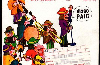 Disco-PAIC - Les Compagnons de la Discothèque - Les fiancés d'Auvergne - Carillon d'Alsace