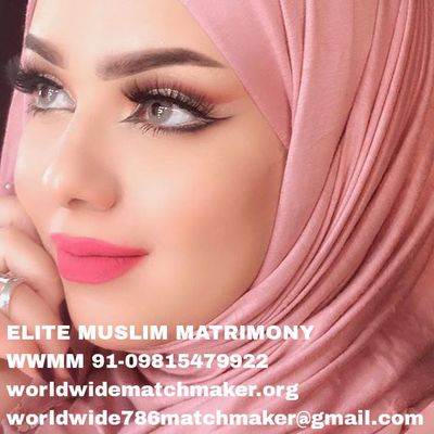MUSLIM MATRIMONY CUSTOMER CARE 91-09815479922 WWMM