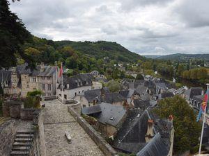Que la France est belle :  le Périgord noir 1 -de Terrasson à St Amand de Coly