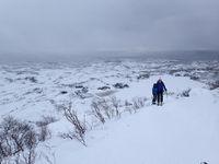 Ski de rando aux Lofoten - Apoutsiak chez les Vikings- J3 : Varden