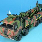 Iveco PPLD -dépannage- au 1/48 (Master Fighter) -