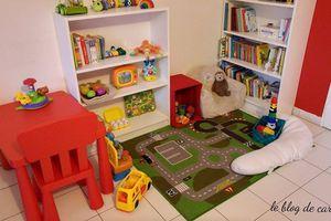 Montessori, motricité libre ... chez nous !