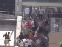 Vidéo : À Marseille, violences entre supporters avant et après le match Russie-Angleterre