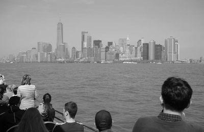NEW-YORK Mai 2018...autour de l'île de Manhattan...
