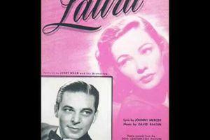 Crooners : Laura interprété par Woody Herman (Youtube)