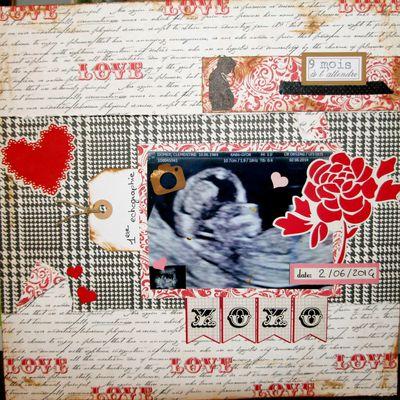 album de grossesse