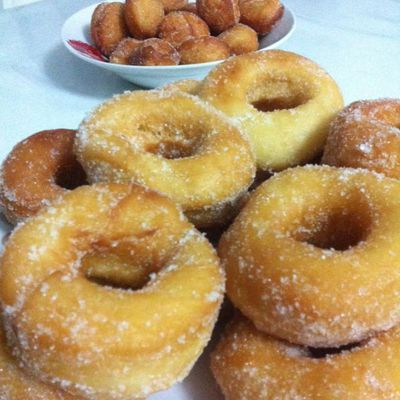 Donuts maison!