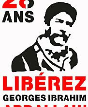 Libérez Georges Ibrahim Abdallah !
