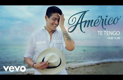 Américo - Te Tengo ft. Yuri
