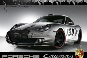 Porsche Cayman S James Dean Edition
