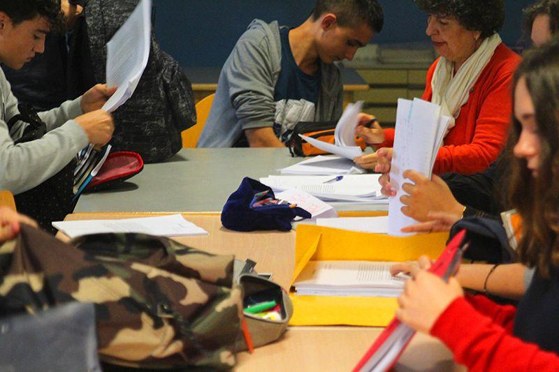 Analyse du premier manuscrit du Prix première chance 2019 au lycée de l'Arc