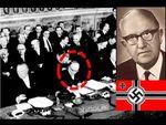 Un NAZI, Walter HALLSTEIN, fut le 1er Président de la Commission Européenne
