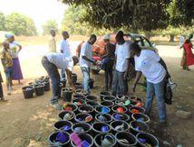 L'ONG AHA souligne l'importance de l'Eau, de l'Hygiène et de l'Assainissement.
